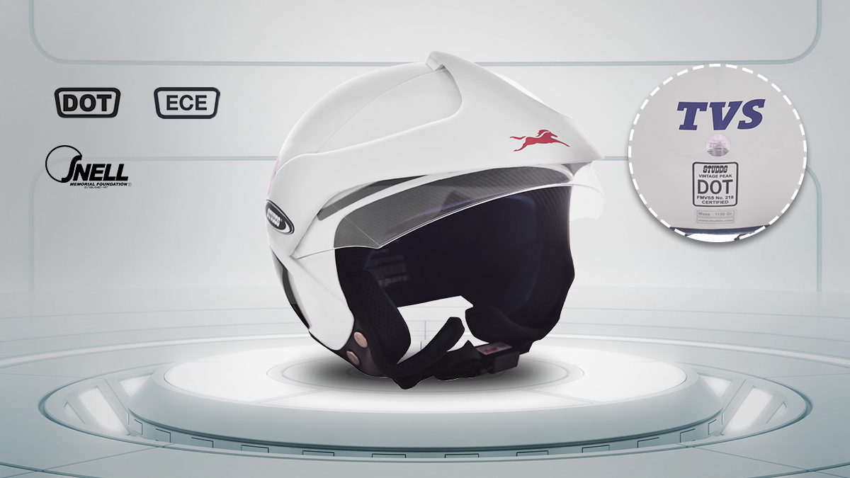 Helmet Safety Ratings, What Do They Encompass; DOT, ECE and Snell Explained