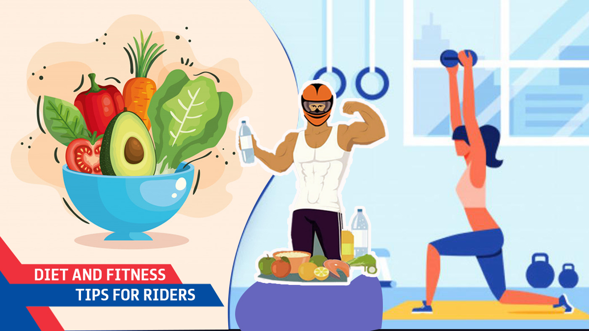 Diet And Fitness Tips For Riders