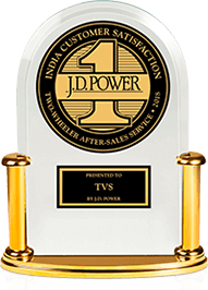 TVS Jupiter BSVI Awards